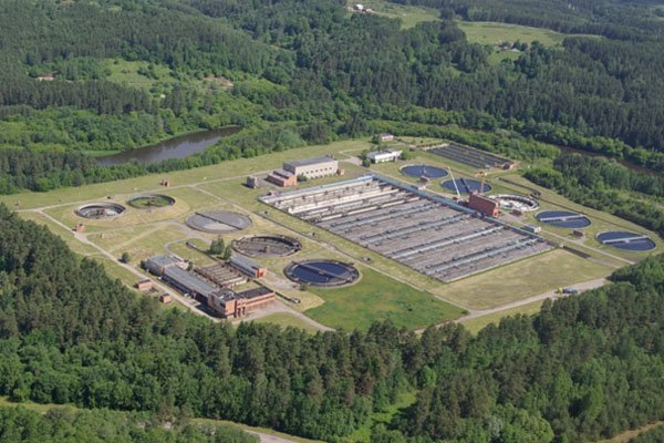 Modernization and Reconstruction of Wastewater Treatment Plants.