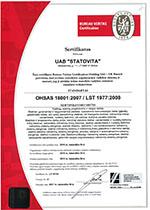 OHSAS 18001:2015