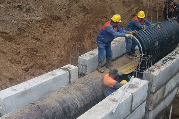 Design and Construction of Storm Water Treatment Facilities.