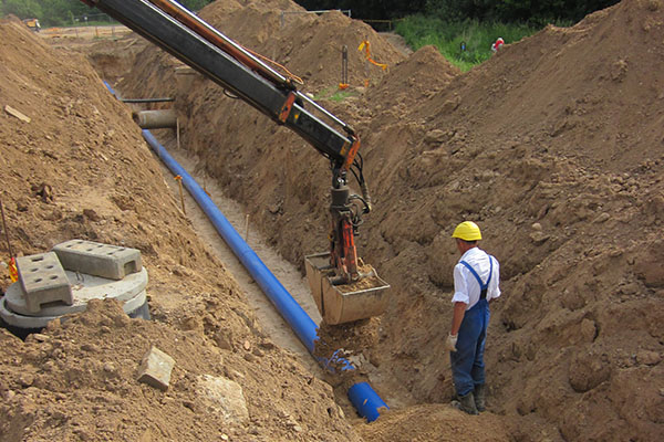 Design and Construction of Water and Wastewater Infrastructure.